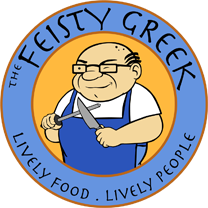 The Feisty Greek